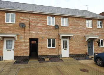 Thumbnail 2 bed terraced house for sale in Rushton Drive, Carlton Colville, Lowestoft
