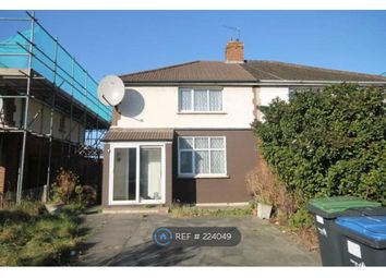 Thumbnail 2 bed semi-detached house to rent in Hertford Road, London