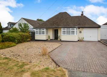 Thumbnail 3 bed bungalow for sale in Rectory Lane, Thurcaston, Leicester, Leicestershire