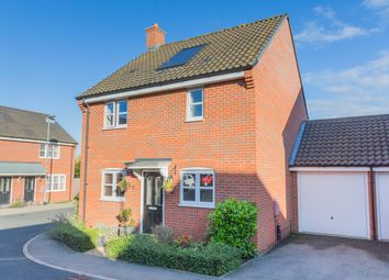Thumbnail 3 bed detached house for sale in Wardens Lane, Irthlingborough, Wellingborough