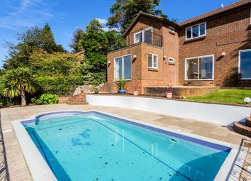 Thumbnail 5 bed detached house to rent in Westview Road, Warlingham
