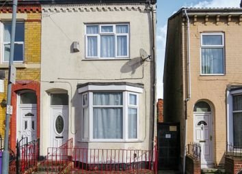 Thumbnail 2 bedroom end terrace house for sale in Aspen Grove, Toxteth, Liverpool