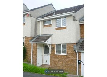 Thumbnail 2 bed terraced house to rent in Westbury Close, Plymouth