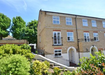 Thumbnail 4 bed end terrace house for sale in Richmond Place, Eastbourne