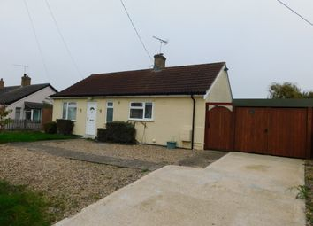 Thumbnail 3 bed detached bungalow for sale in Station Road, Haughley, Stowmarket