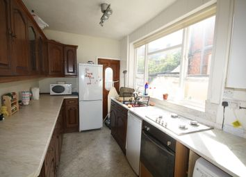 Thumbnail 4 bedroom terraced house to rent in Noel Street, Leicester LE3, West End