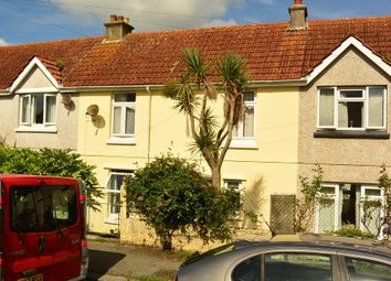 Thumbnail 3 bed terraced house to rent in Langton Road, Falmouth