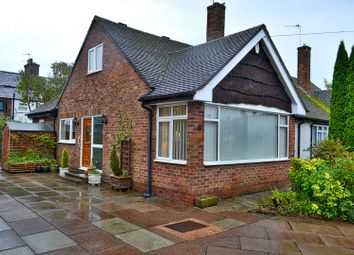 Thumbnail 3 bed bungalow for sale in Manor Close, Congleton