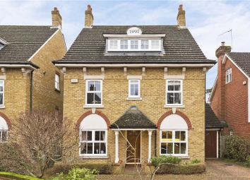 Thumbnail 5 bed detached house to rent in Hayward Road, Thames Ditton, Surrey