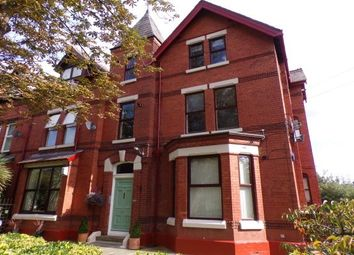 Thumbnail 1 bed flat to rent in Palmerston Road, Liverpool