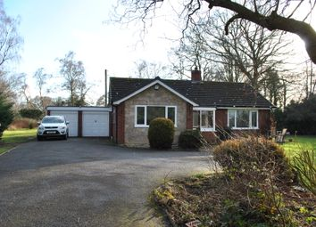 Thumbnail 2 bedroom detached bungalow to rent in Nook Lane, Weston, Shrewsbury, Shropshire