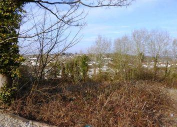 Thumbnail Land for sale in Clos Pen Llwyn, Bush Top Close, Broadlands, Bridgend.