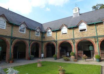 Thumbnail 2 bed flat to rent in Farnham Road, Ewshot, Farnham