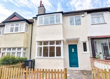 Thumbnail 3 bed terraced house for sale in Glencairn Road, London