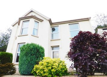 Thumbnail 3 bed detached house for sale in Farm Road, Pontlottyn, Bargoed