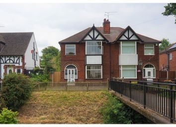 Thumbnail 3 bed semi-detached house for sale in Meadow Lane, Chaddasden, Derby