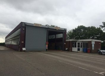 Thumbnail Industrial for sale in Former Vehicle Testing Station, Bexwell Airfield, Crimplesham, Kings Lynn
