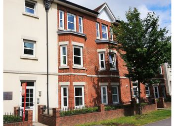 Thumbnail 1 bed flat for sale in 428 Southampton Road, Eastleigh
