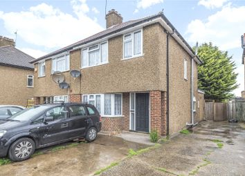 Thumbnail 4 bed semi-detached house for sale in West Drayton Road, Hillingdon, Middlesex