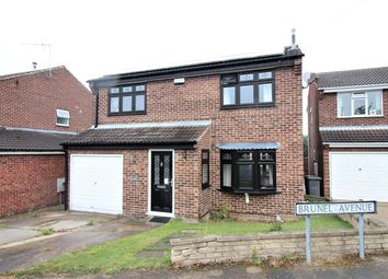 Thumbnail 4 bed detached house for sale in Brunel Avenue, Newthorpe, Nottingham