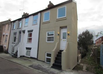 Thumbnail 3 bed end terrace house for sale in Talbot Street, Harwich