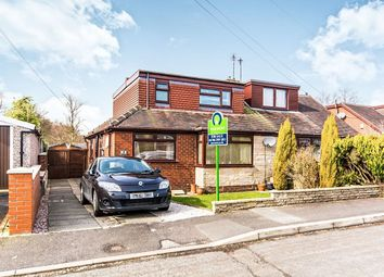 Thumbnail 3 bed bungalow for sale in Chiltern Close, Shaw, Oldham