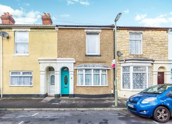 Thumbnail 3 bed terraced house for sale in Percy Road, Gosport
