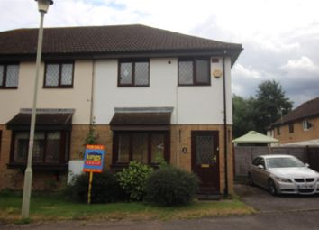 Thumbnail 3 bed semi-detached house for sale in Jacksons Drive, West Cheshunt, Herts