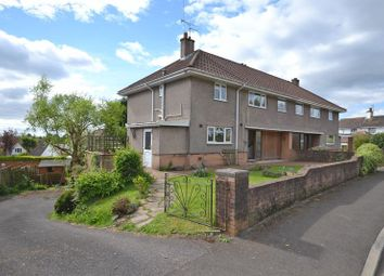 Thumbnail 4 bed semi-detached house for sale in Outstanding Family House, Ridgeway Park Road, Newport