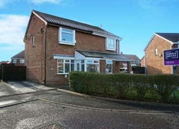 Thumbnail 3 bed semi-detached house for sale in Sunnybrow, Sunderland