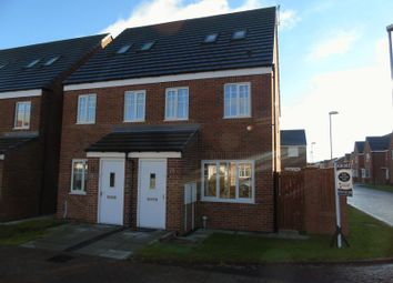 Thumbnail 3 bed town house for sale in Spencers View, Blaydon-On-Tyne