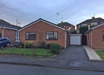Thumbnail 3 bed detached bungalow for sale in Laburnum Close, Kinver, Stourbridge