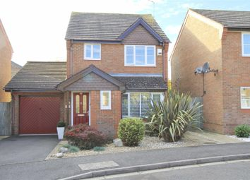 Thumbnail 3 bed detached house for sale in Flemming Avenue, Ruislip