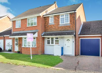 Thumbnail 2 bed semi-detached house for sale in Eliot Close, Newport Pagnell