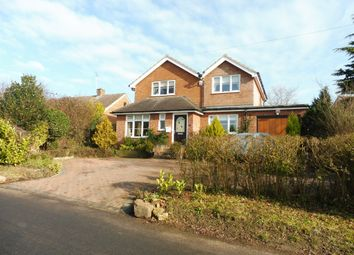 Thumbnail 3 bed detached house for sale in Bedford Road, Sherington, Newport Pagnell