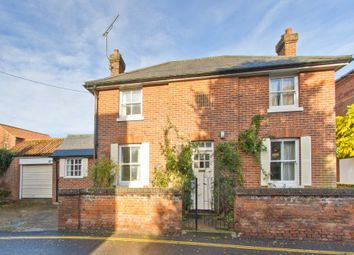 Thumbnail 3 bedroom detached house for sale in White Cross Road, Swaffham
