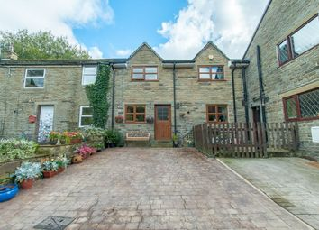 Thumbnail 3 bed terraced house for sale in Piercy Higher Mount, Waterfoot, Rossendale