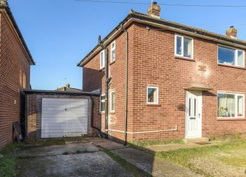 Thumbnail 3 bed semi-detached house for sale in Victor Road, Thatcham