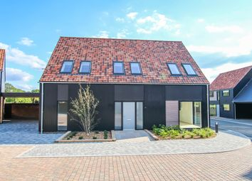 Dairy Way, Balsham, Cambridge CB21. 4 bed detached house for sale