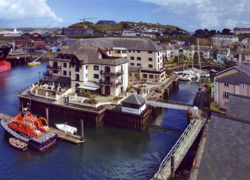 Thumbnail 2 bed flat to rent in Challenger Quay, Falmouth, Cornwall