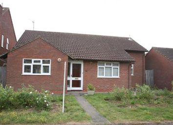 Thumbnail 3 bed bungalow for sale in Hollies Walk, Wootton, Bedford, Bedfordshire