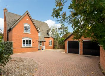 Thumbnail 5 bed detached house for sale in Greenhill, Evesham, Worcestershire