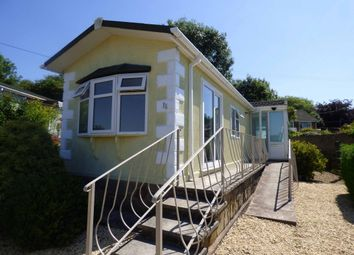 Thumbnail 2 bed mobile/park home for sale in Sunnyhill Road, Cinderford