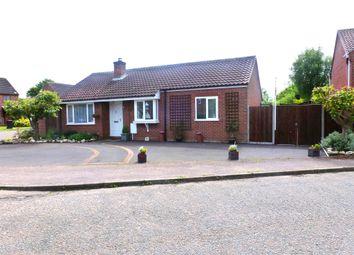 Thumbnail 3 bedroom detached bungalow for sale in Sancroft Way, Fressingfield, Eye