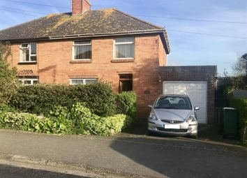 Thumbnail 3 bed property for sale in Corporation Road, Weymouth