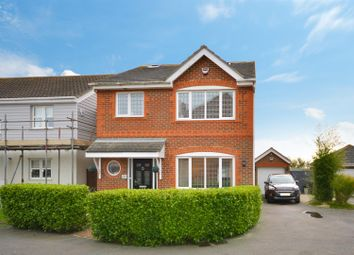 Thumbnail 4 bed detached house for sale in Fulmar Way, Herne Bay