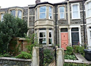 Thumbnail 4 bed terraced house for sale in Haverstock Road, Bristol