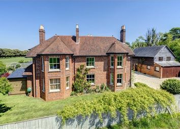 Thumbnail 6 bed detached house for sale in Station Road, Pyrton, Watlington