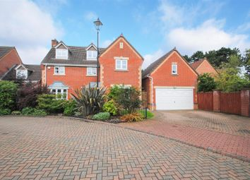Thumbnail 6 bed detached house for sale in Tresham Drive, Grappenhall Heys, Warrington