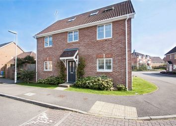 Thumbnail 5 bedroom detached house for sale in Rykmansford Road, Fleet